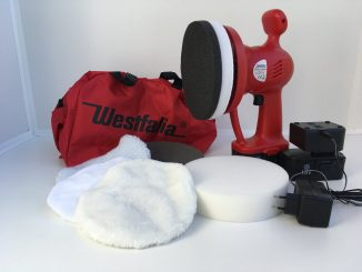 Westfalia Poliermaschinen-Set CD-C 18 Volt